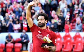 Mohamed Salah signs new Liverpool deal to 2023