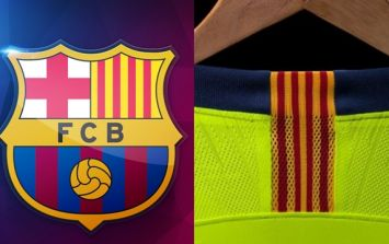 Barcelona's new away kit will make you not want to watch them play