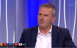 Didi Hamann believes Belgium should drop arguably their best player