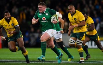 Analysis: Tadhg Furlong's transformation from fringe player to world-class tighthead