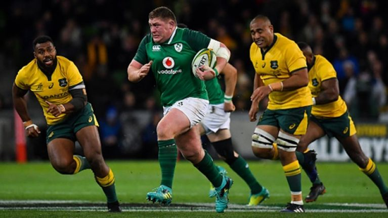Ysis Tadhg Furlong S Transformation From Fringe Player To World Cl Head