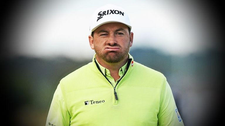 Graeme McDowell pulls out of Open qualifying because his clubs didn't make it to Manchester
