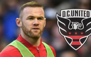Wayne Rooney has already had a go at some of his new D.C. United teammates