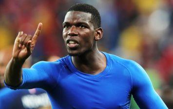 Mino Raiola has reportedly offered Paul Pogba to Barcelona