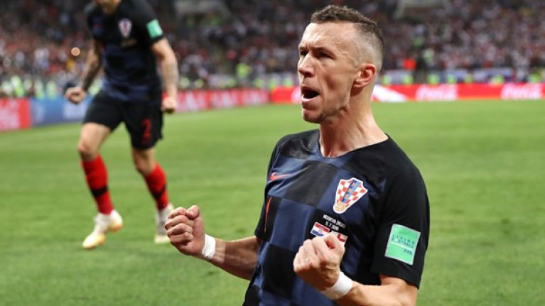 Manchester United In Advanced Talks With Ivan Perisic