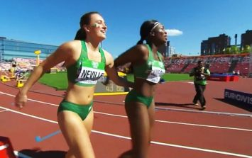 Stunning silver medal win for Ireland at world championships