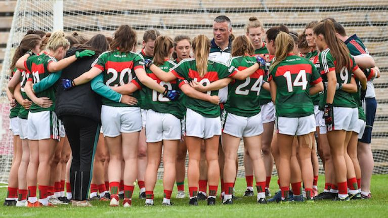 Mayo ladies manager releases statement about 12 players leaving county panel
