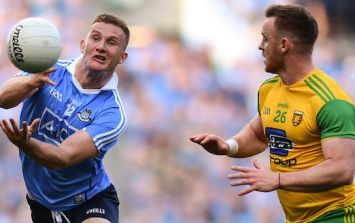 Dublin booed for keeping possession against Donegal