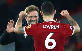 Jurgen Klopp actually backs up Dejan Lovren's world class claims