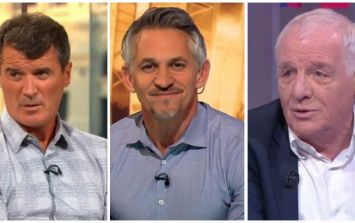 BBC, ITV and RTE punditry panels for the World Cup final
