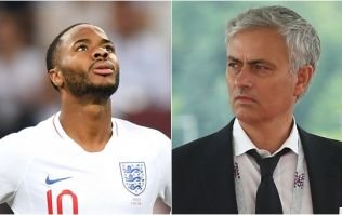 Jose Mourinho takes an almighty cut off Raheem Sterling
