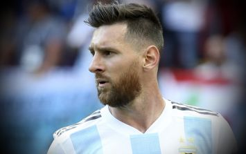 Two incidents reveal extent of Lionel Messi's influence on Argentina camp