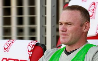 Fans dumbfounded by D.C. United's programme notes on Wayne Rooney