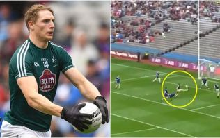 Some are actually claiming Daniel Flynn didn't mean his goal against Monaghan