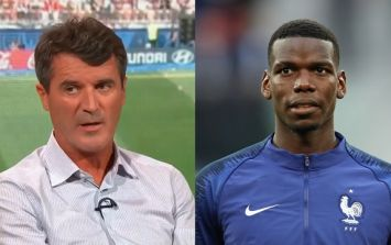Roy Keane sums up why Paul Pogba has played better for France than he does for Man United