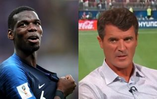 Roy Keane defended Paul Pogba with a brilliant line