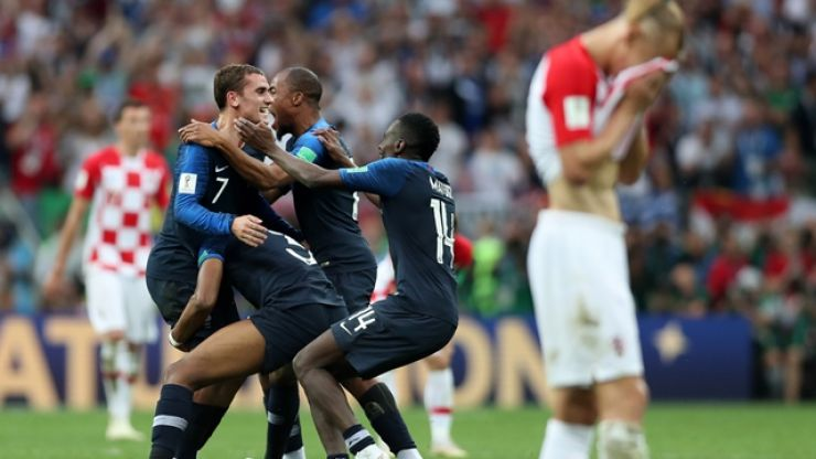 France are the most forgettable World Cup winners for a very long time