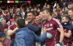 Damien Comer went nuts on Galway bench as they rout hapless Kerry