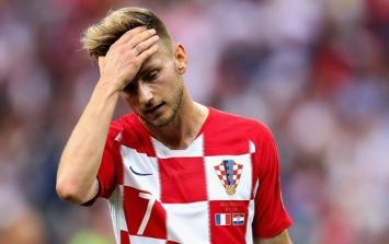 Ivan Rakitic tried his best to win this punter's 200/1 World Cup bet