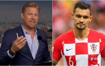 Peter Schmeichel delivered Dejan Lovren smackdown we all knew was coming