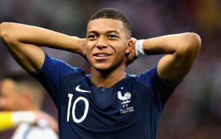 Kylian Mbappe is donating his World Cup salary and bonus to a children's charity
