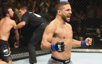 Chad Mendes' UFC return was an absolute demolition job