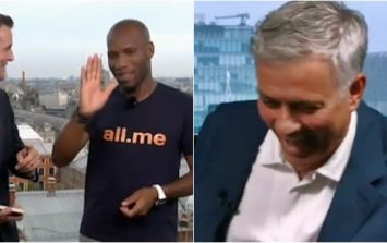 Didier Drogba revealed Jose Mourinho's nickname and proved he's all front