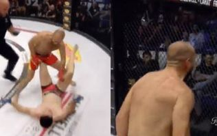 SBG prospect Will Fleury's reaction to devastating knockout loss truly is a mark of the man