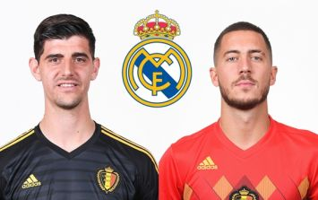 Real Madrid launch massive bid for Eden Hazard and Thibaut Courtois, and it's still not enough