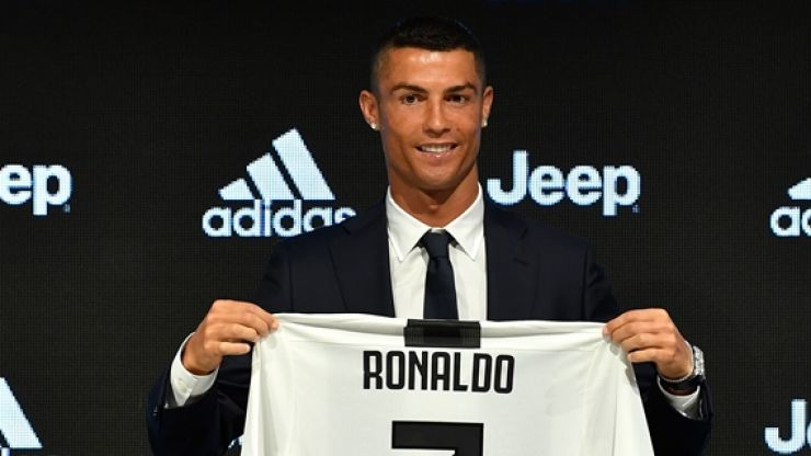 Cristiano Ronaldo confirms he only received an offer from Juventus