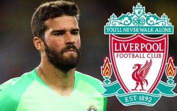 Liverpool handed boost in Alisson pursuit as Roma prepare for departure