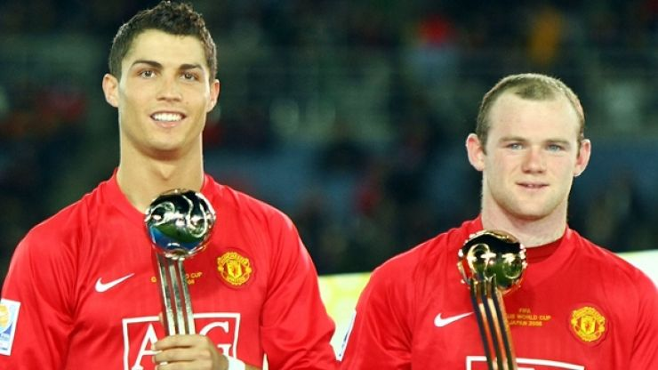 Wayne Rooney picks Lionel Messi as greatest player ever over Cristiano Ronaldo