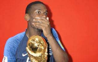 Footage emerges of inspirational Paul Pogba speech in France dressing room
