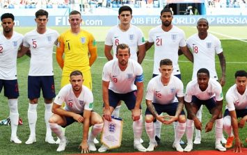 Only one of England's starting XI did not increase their transfer value