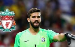 """Liverpool """"submit world record bid"""" for new goalkeeper"""