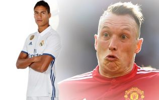 Phil Jones is the reason Manchester United didn't sign Raphael Varane