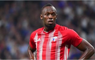 Usain Bolt could finally become a professional footballer as he negotiates six week trial