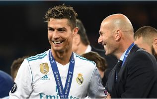 Zinedine Zidane could be set for reunion with Cristiano Ronaldo at Juventus