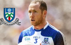Monaghan have one of the game's very best man-markers in Vinny Corey