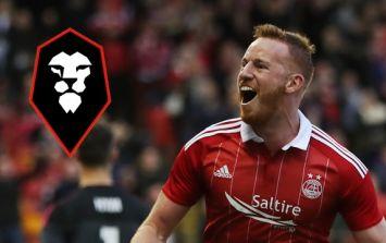 Irish striker Adam Rooney signs for Salford City from Aberdeen