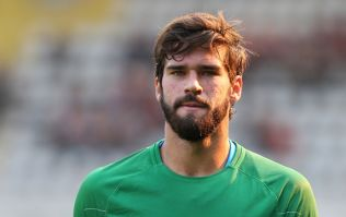Liverpool confirm world record transfer of goalkeeper Alisson from Roma