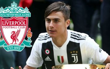 Liverpool interested in signing Paulo Dybala if Ronaldo heads to Juventus