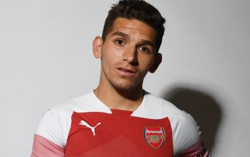 Some Arsenal fans are complaining about Lucas Torreira's shirt number