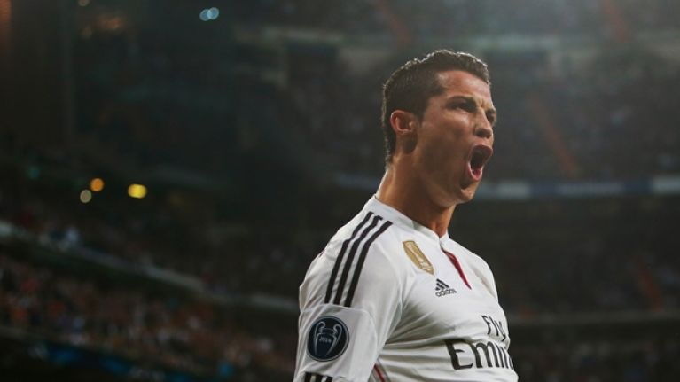 Cristiano Ronaldo has joined Juventus from Real Madrid