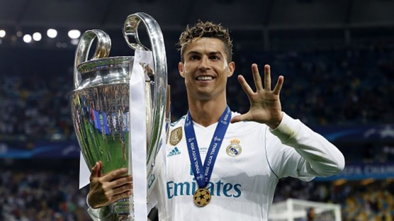 Real Madrid's revenue increases during Cristiano Ronaldo's time at the club