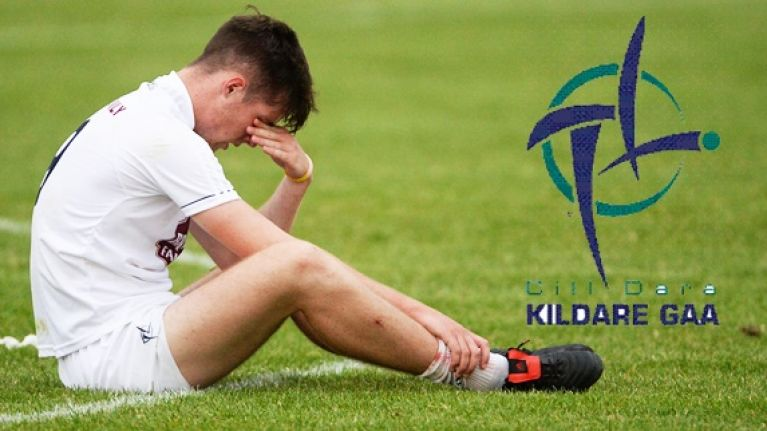 Kildare club take stand against own county board after under-20 howler