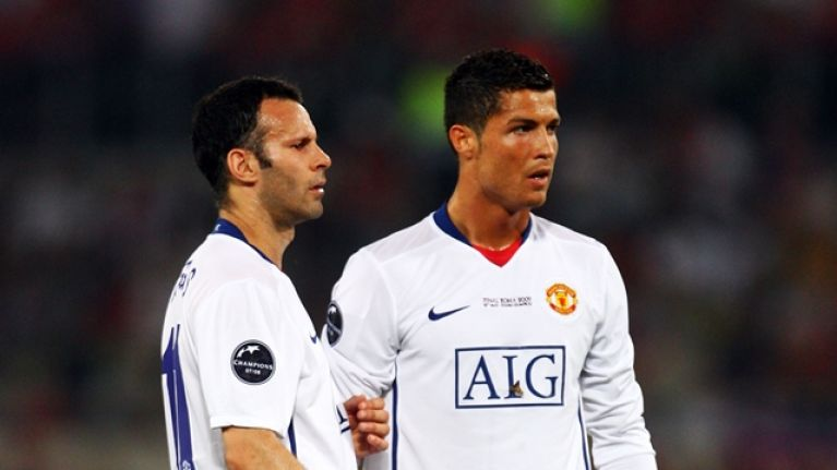 Ryan Giggs theory about why Cristiano Ronaldo left Real Madrid is surprisingly interesting