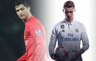 Cristiano Ronaldo was offered to Man United and another European giant before Juventus move