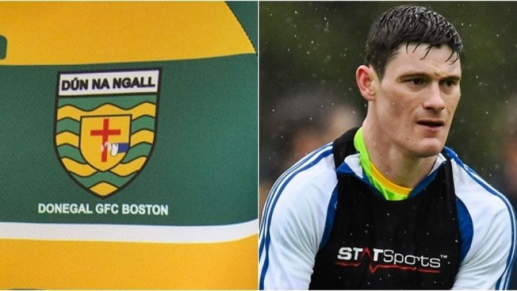 Donegal Boston release new jerseys and they look the absolute part