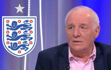 """""""You get what you deserve"""" - Eamon Dunphy slaughtered England after their World Cup exit"""
